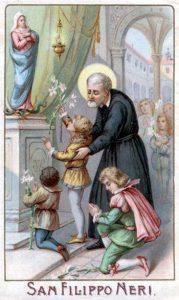 Rezultat iskanja slik za sveti svetniki Filip neri